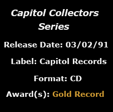 Capitol Collectors Series data